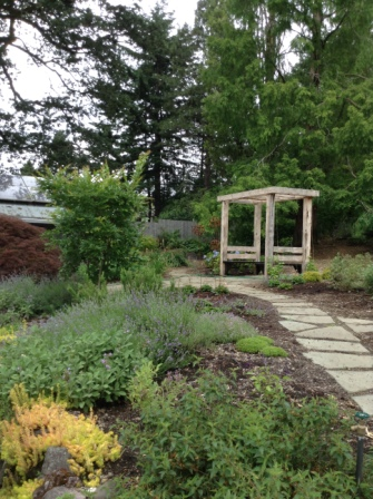 Photo of the Haines Garden
